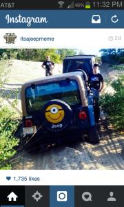 Instagram Fame!